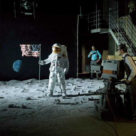 moon landing set - photo #1