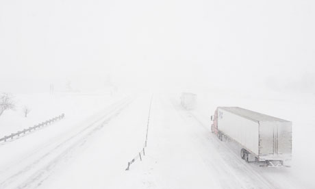 Colorado Whiteout Conditions