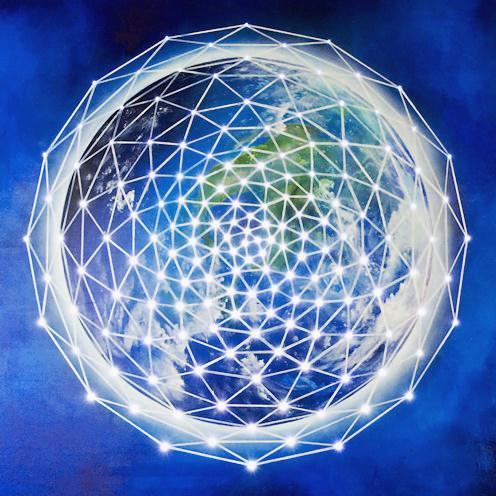 Earth Light Grid
