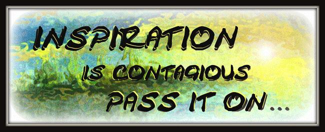 Inspiration Pass It On
