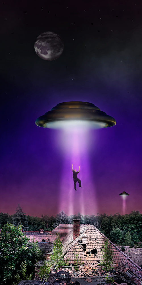 Alien UFO Abduction