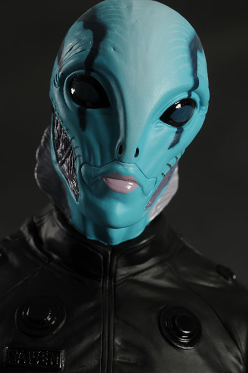 Abe Sapien of Hellboy Movies