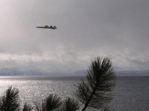 UFO Over Lake Tahoe