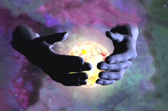 Creator's Hands
