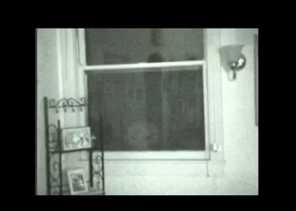 Alien in Window