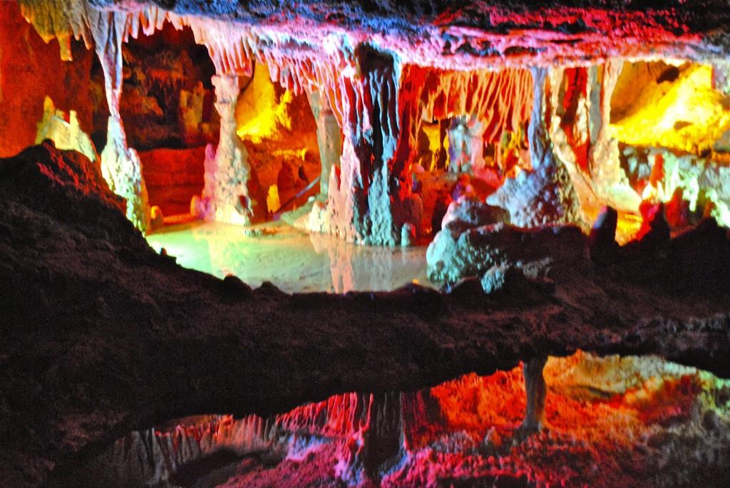 Colorful Cavern