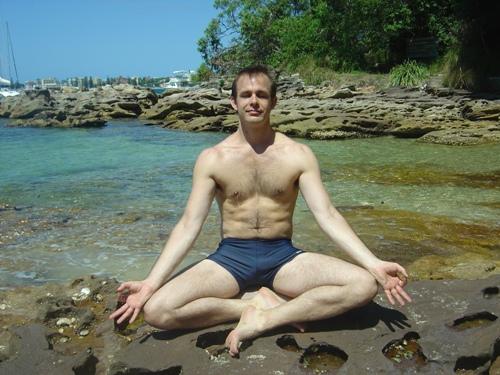 Meditative Position