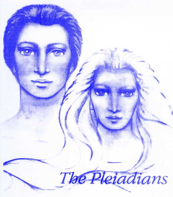 Pleiadians Depiction