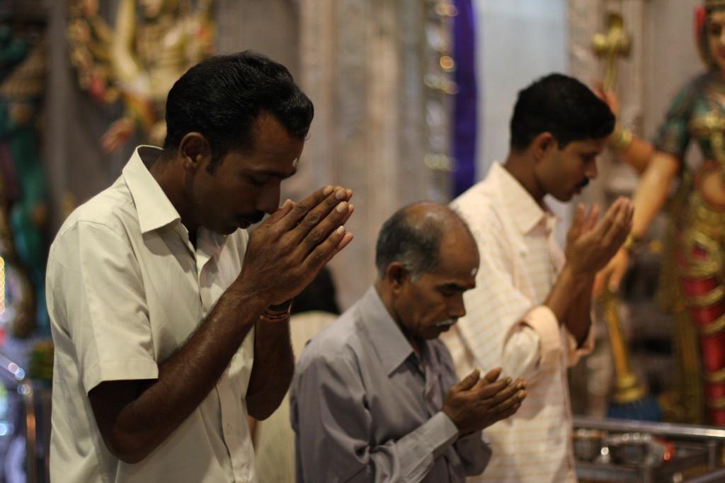 Indians Praying