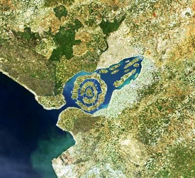 Spain Atlantian Ruins