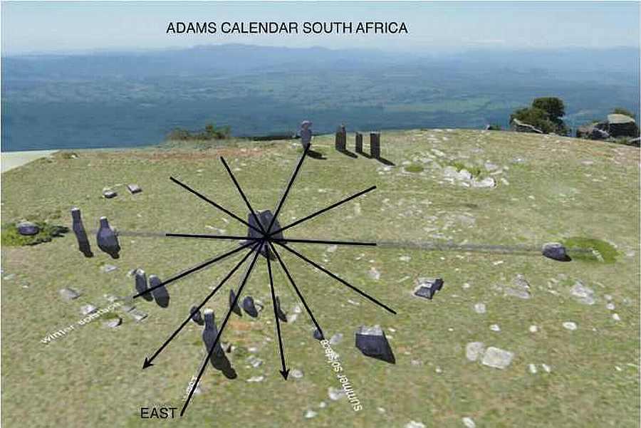 Adams Calendar South Africa