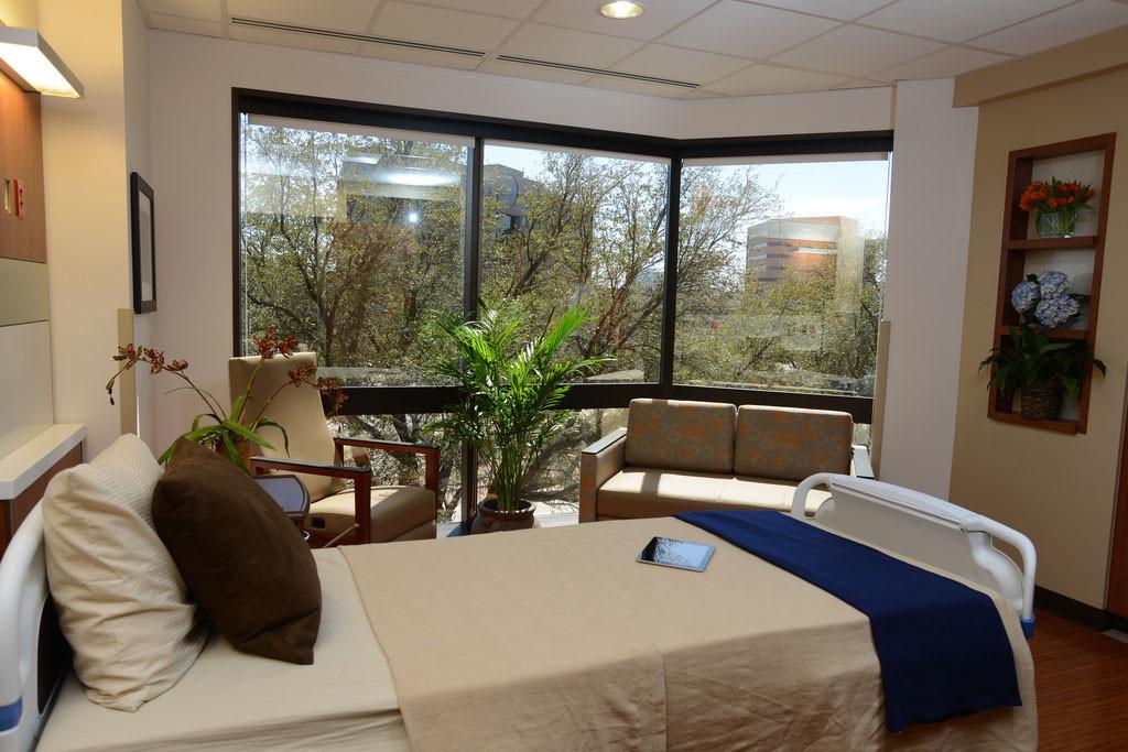 Walnut Hill Patient Room