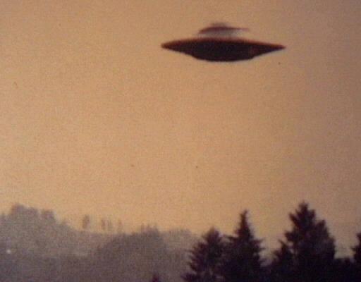 Scout Craft UFO
