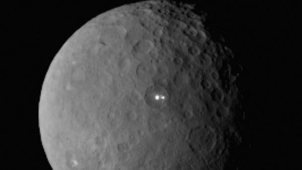 Strange Light on Ceres