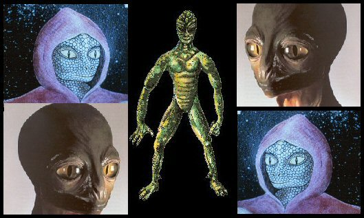 Reptilian Depictions
