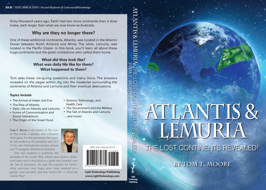 Atlantis Lemuria Book