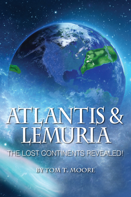 Atlantis & Lemuria Book Cover