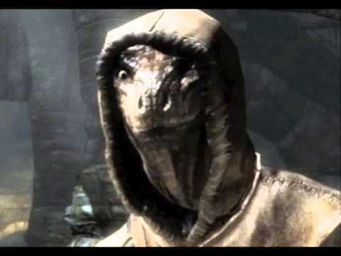 Alien Reptilian