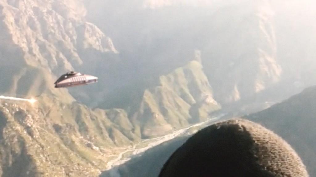 UFO Over Afghanistan