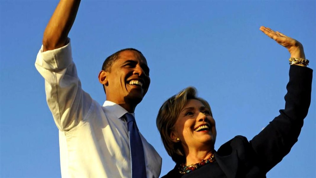 Pres. Obama and CLinton