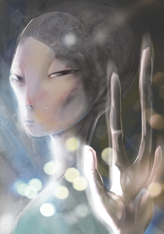 Alien - by Kaan Demircelik