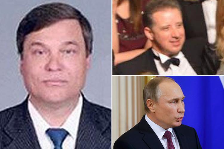 Steele, Putin, Russian Contact