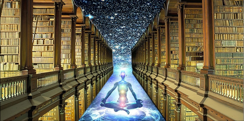 Akashic Records by Virginia Rosenberg