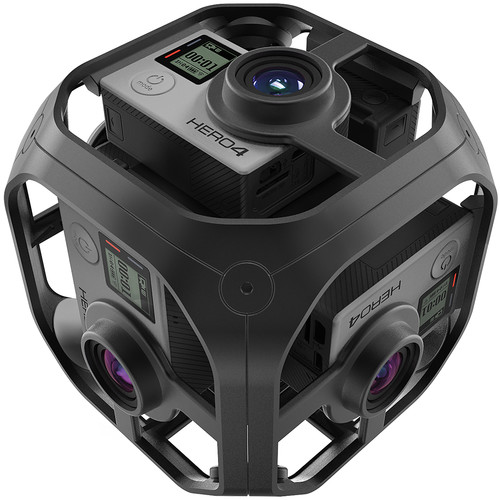 Go Pro 360 Camera