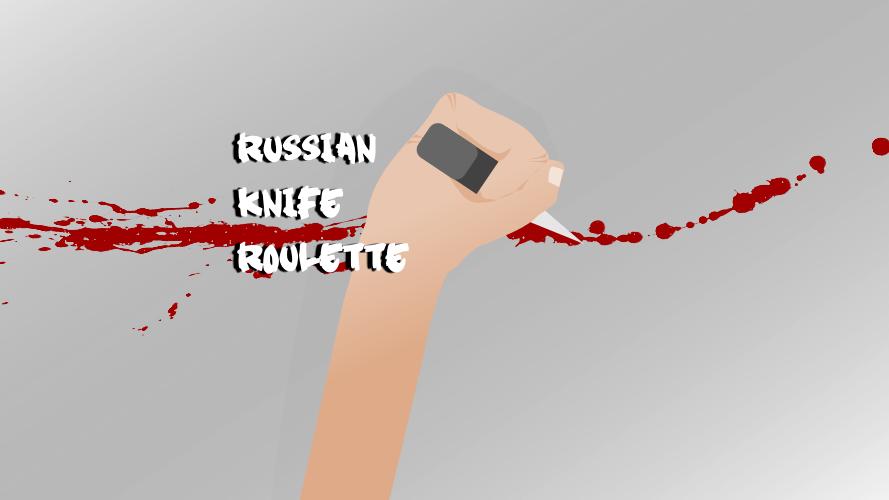 Knife Roulette
