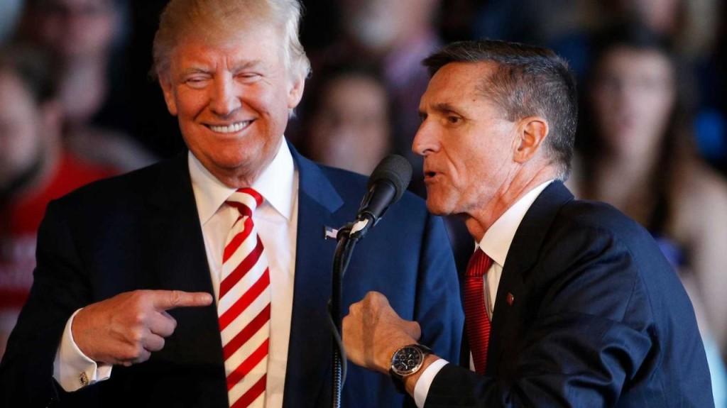 President Trump & General Flynn