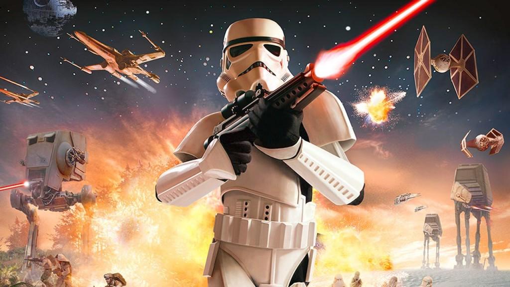 Alien Storm Trooper  Star Wars Movies