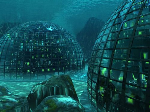 Undersea City