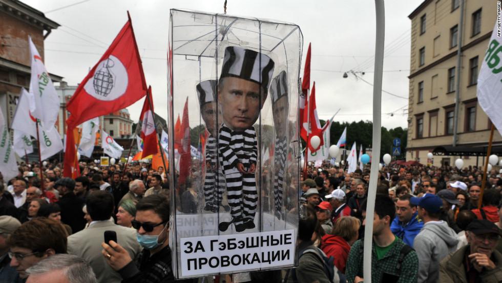 Putin Russian Protest CNN