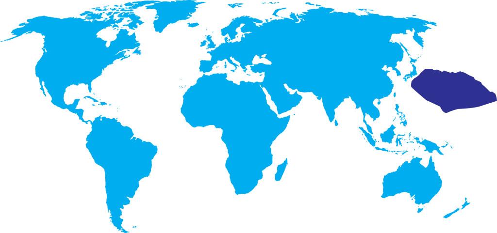 Mu or Lemuria Continent