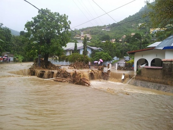 Trinida Flooding
