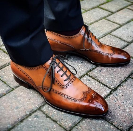 Italian Men's Dress Shoes