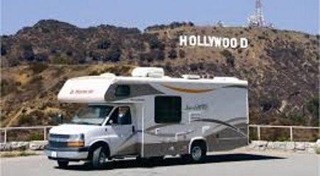 Motorhome RV Los Angeles