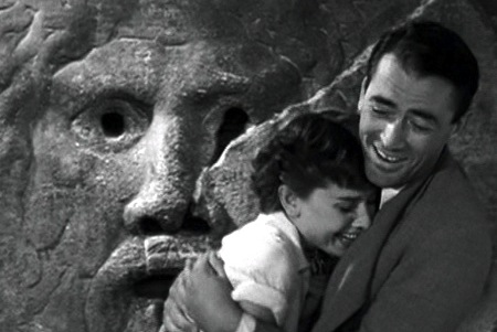 Roman Holiday Movie Mouth of Truth