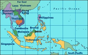 Indonesia & The Philippines