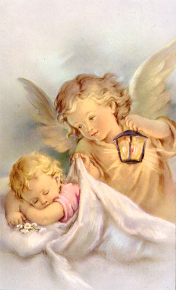 Guardian Angel Depiction