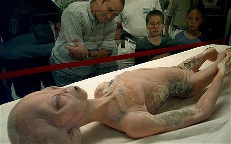 Alien Body Depiction