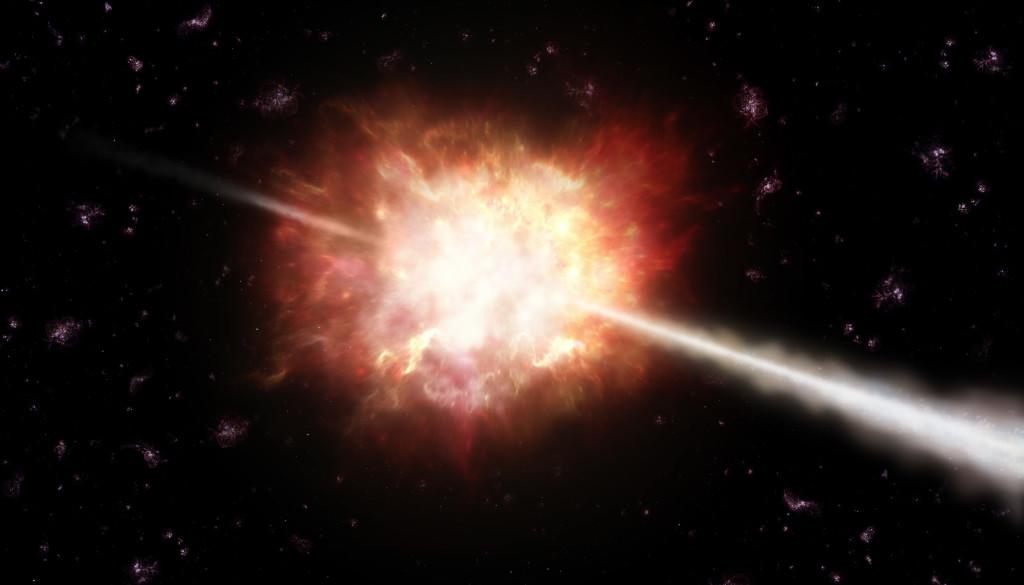 Planet Blown Up depiction