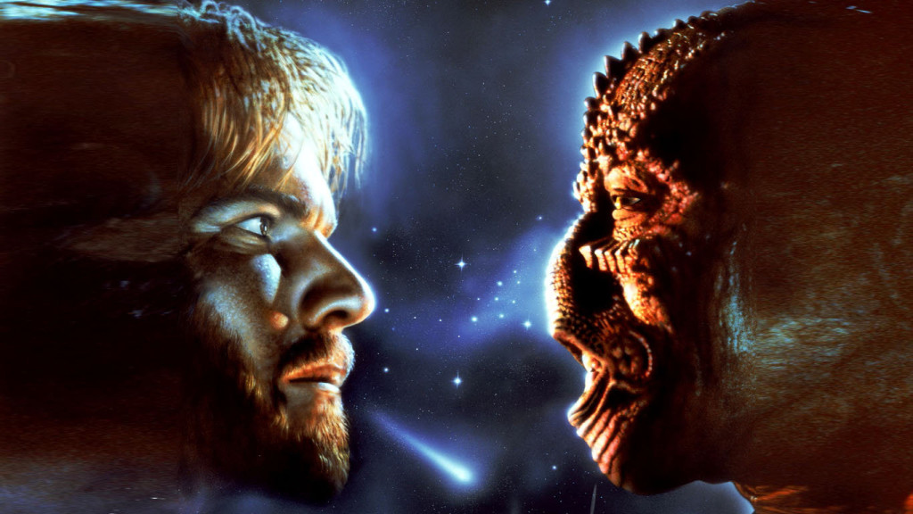 Enemy Mine Movie