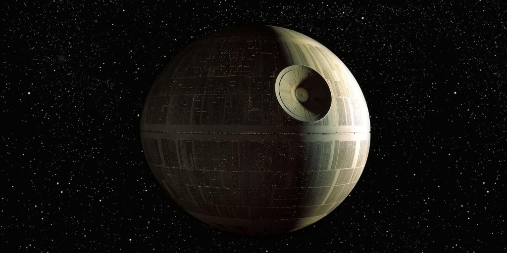 Death Star Star Wars Movie