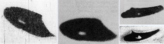 Heel Shaped UFO
