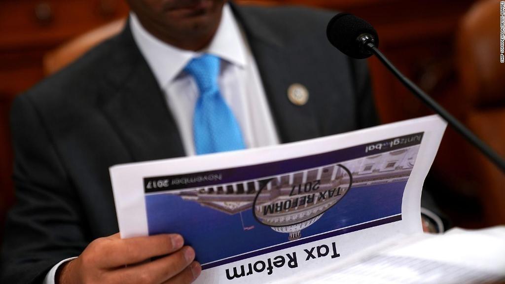 US Tax Bill