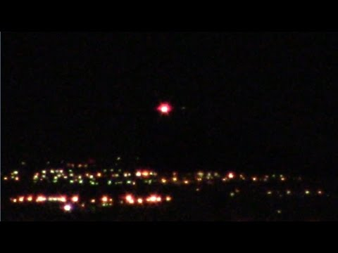UFO Nellis AFB