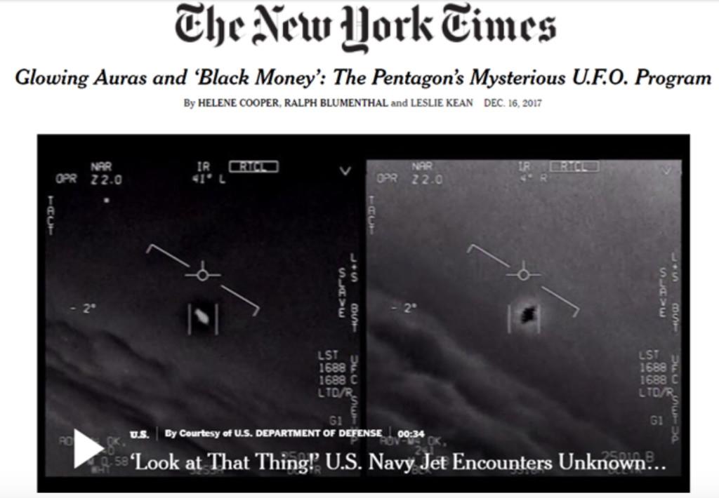 NY Time UFO