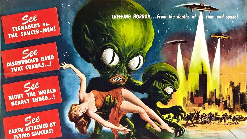 Space Aliens Movie