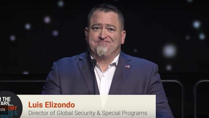 Luis Elizondo To the Stars